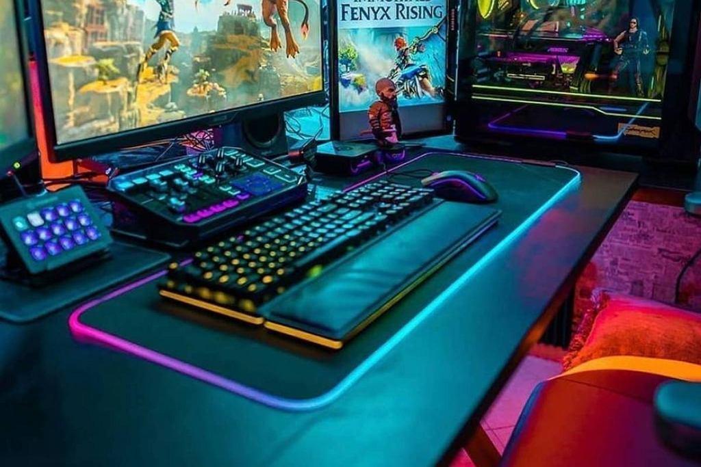 Taki zestaw do gamingu zapewni ci niesamowitą wygodę grania