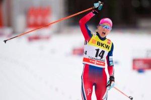 Biegi narciarskie. Therese Johaug wróciła w wielkim stylu