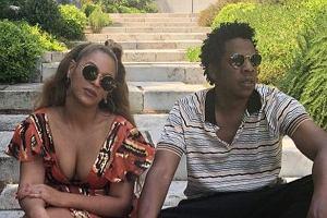 Wakacje Beyonce i Jay-Z