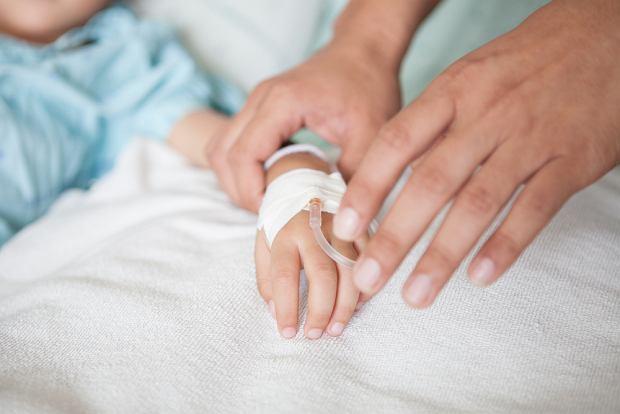 Dzieci z nowotworem trafiają do szpitala w ciężkim stanie. Pandemia opóźnia leczenie