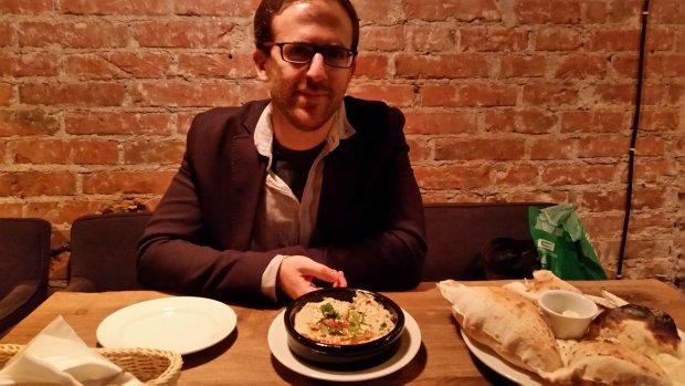 Najlepszy hummus w Warszawie