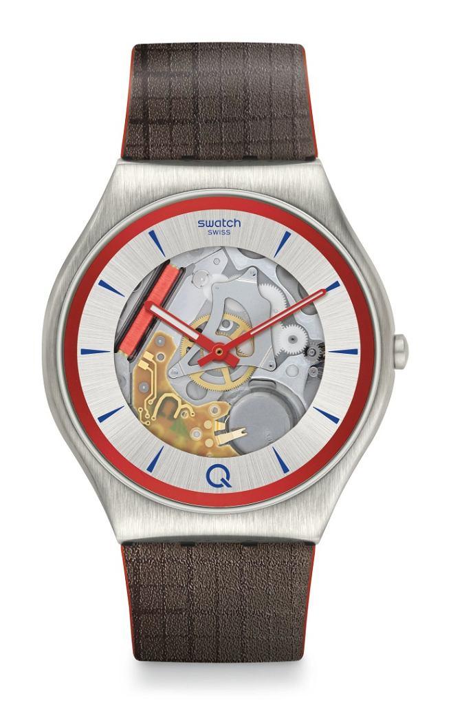 Swatch x 007 - zegarek Q