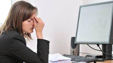 Ciągłe zmęczenie i rozdrażnienie mogą być pierwszymi objawami anemii