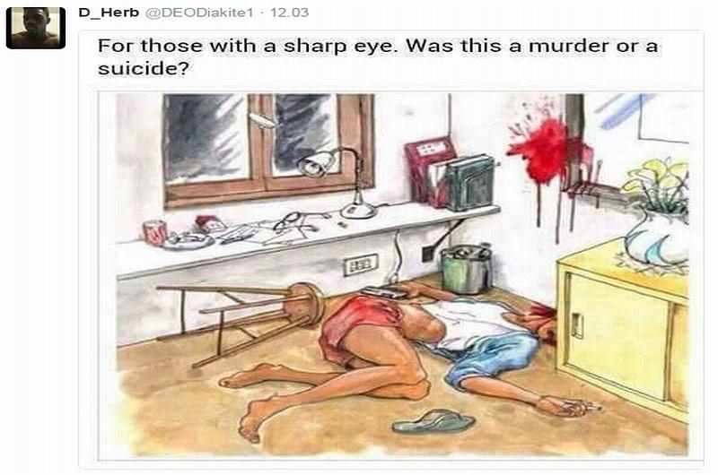 Zagadka: kobieta została zamordowana czy popełniła samobójstwo?
