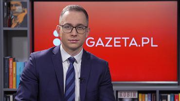 Cezary Tomczyk w Porannej rozmowie Gazeta.pl
