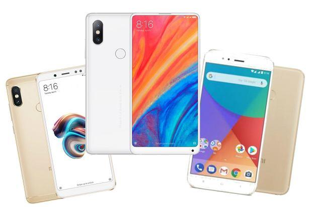 Smartfony Xiaomi 2018