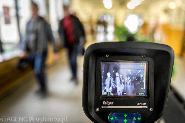 Polska Grupa Górnicza od marca wykorzystuje kamery termowizyjne w ramach walki z koronawirusem
