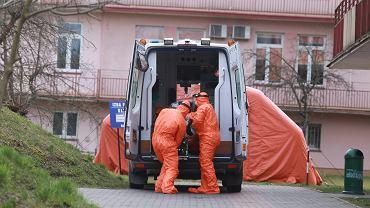 Zdjęcie ilustracyjne / Ewakuacja szpitala w Nowym Mieście nad Pilicą