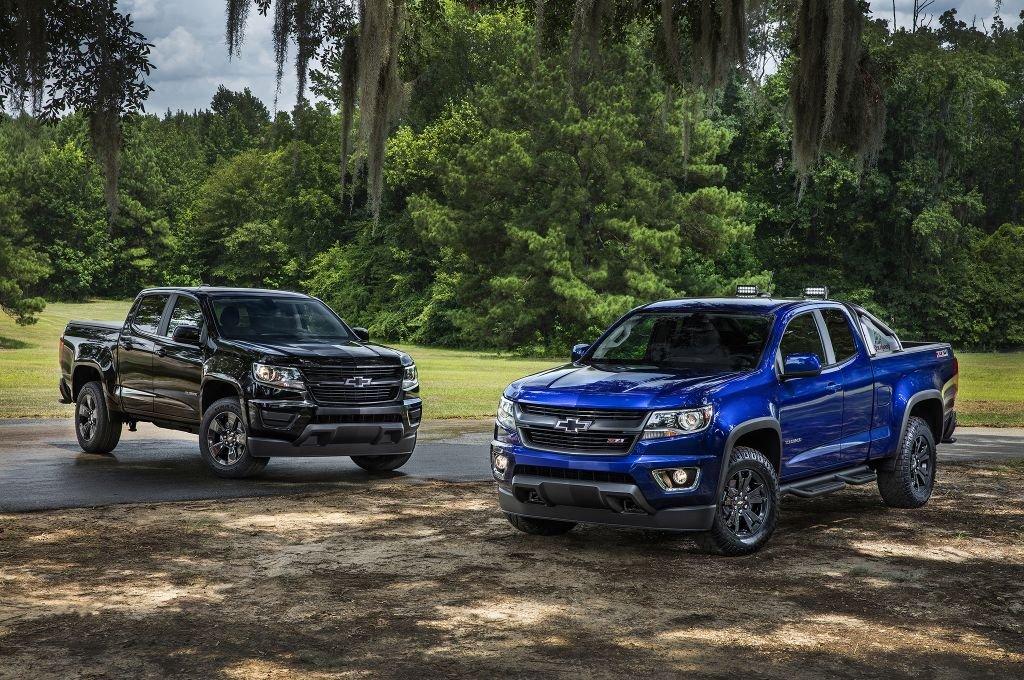 2016 Chevrolet Colorado Midnight Edition i Trail Boss