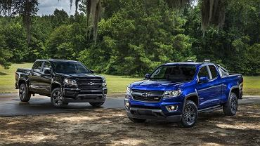2016 Chevrolet Colorado Midnight Edition i Trail Boss