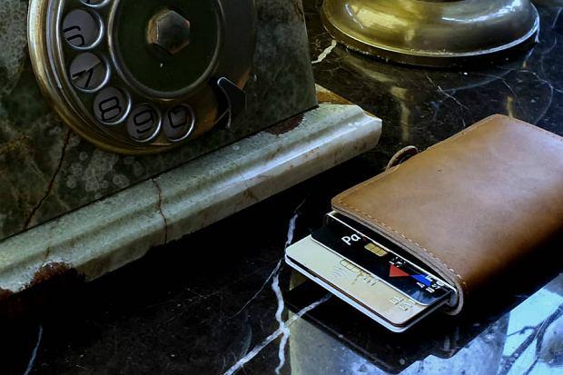 Portfele z zabezpieczaniem RFID