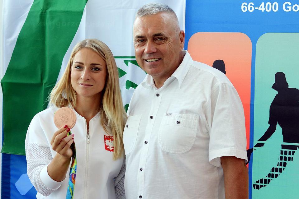 Nasi olimpijczycy wrócili do Gorzowa. Karolina Naja, Paweł Kaczmarek i Zbigniew Schodowski spotkali się z kibicami, podzielili się wrażeniami z Rio de Janeiro