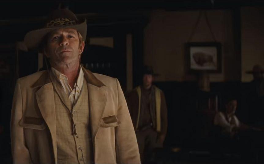Luke Perry w 'Once Upon a Time' - kadr z trailera