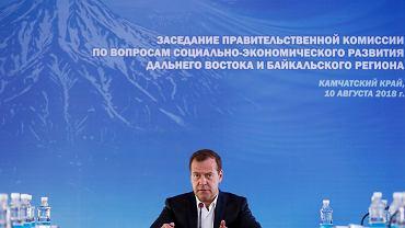 Premier Rosji Dmitrij Miedwiediew