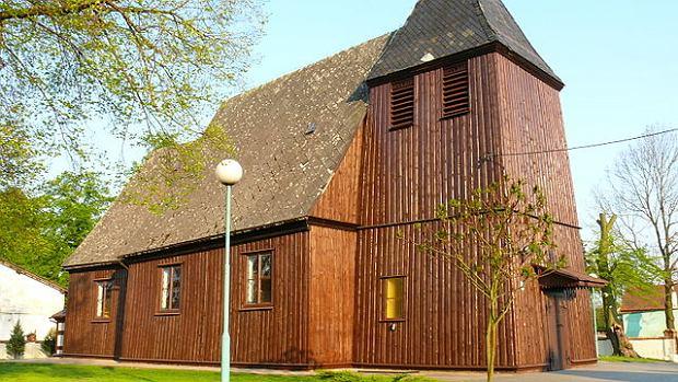 Kościół Świętych Apostołów Szymona i Judy Tadeusza w Kosieczynie