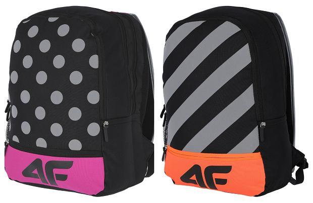 Plecaki od 4F