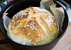 Chleb z naczynia żaroodpornego - przepis na pyszny domowy wypiek