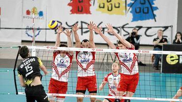 Transfer Bydgoszcz - Lotos Trefl Gdańsk 1:3