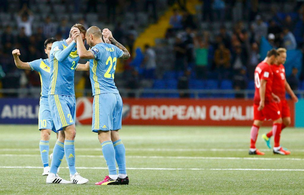 Kazachstan - Polska w eliminacjach MŚ