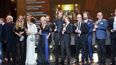 02.03.2014 Warszawa , Teatr Polski . Nagrody filmowe Orly 2015