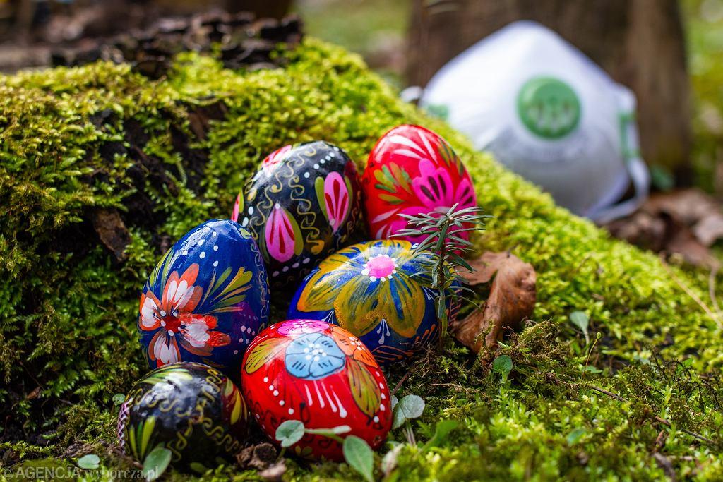 Pogoda na Wielkanoc. Duże ochłodzenie i deszcz, a potem kolejny wybuch wiosny (zdjęcie ilustracyjne)