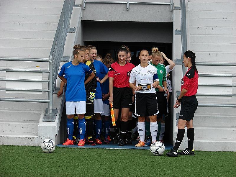 I liga piłki nożnej kobiet. Czwórka Radom - Zamłynie Radom 3:3