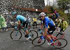 Miał trenować do Giro d'Italia. Rozwozi pizzę w Turynie, żeby pozostać w formie