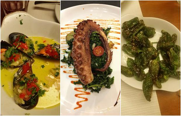 Choć czerwone mięso dominuje w kuchni regionu, równie popularne są owoce morza i pieczone warzywa