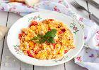 Jajecznica z pomidorami na dobry początek dnia