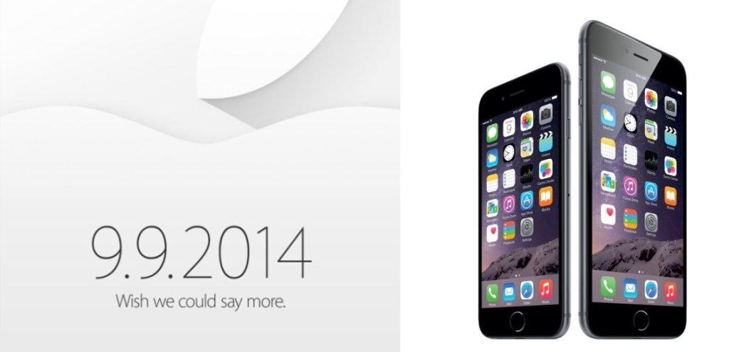 Konferencja z 2014 roku i iPhone 6