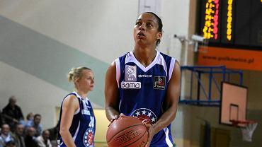 Basket Liga Kobiet: CCC Polkowice - KSSSE AZS PWSZ Gorzów 65:57