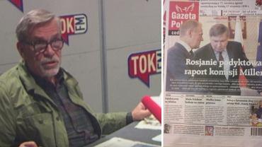 Jacek Żakowski/okładka ''GPC''