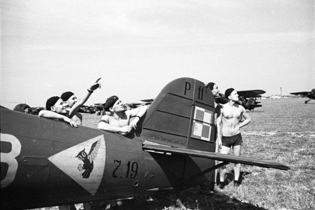 Zdjęcie numer 12 w galerii - Wyjątkowe zdjęcia. Manewry wojska polskiego latem 1939 r.