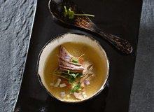 Zupa imbirowa na kaczce - ugotuj
