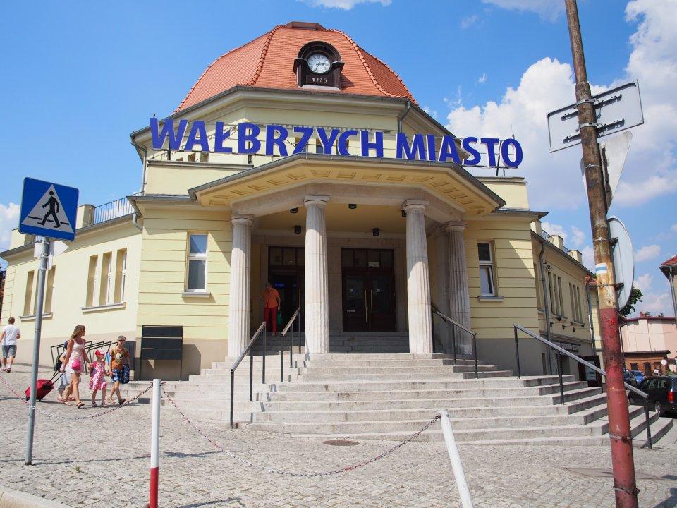 Dworzec Wałbrzych Miasto