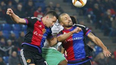 FC Basel -  St. Etienne 2:1