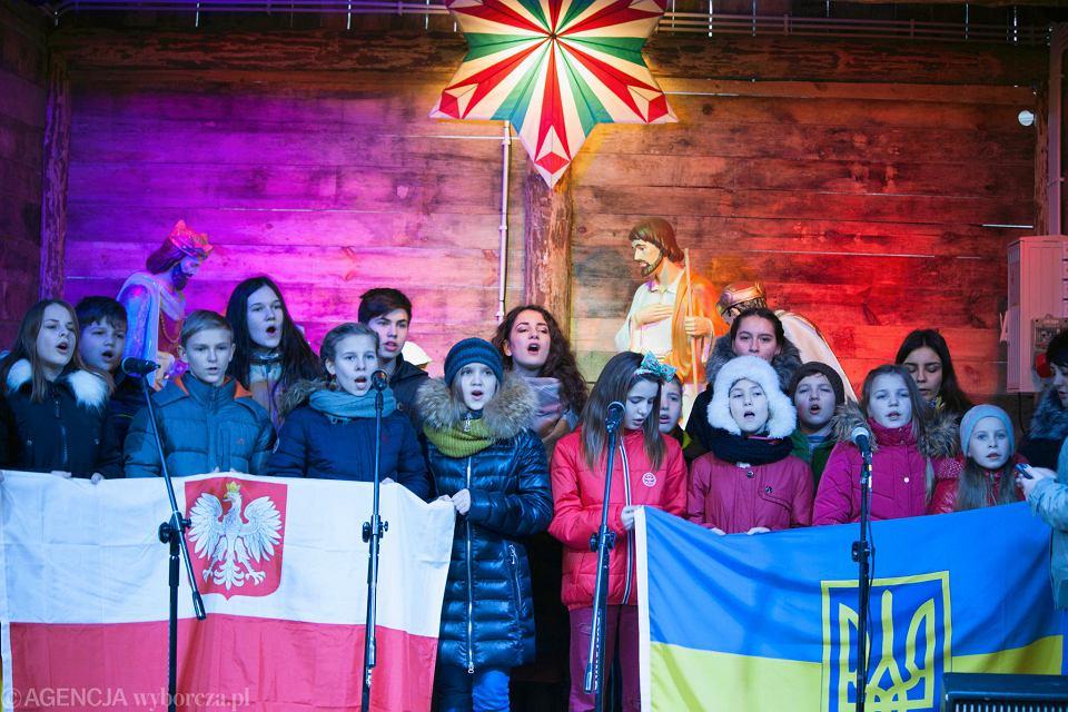 20 dzieci z czterech ukraińskich obwodów przyjechało do Lublina na zaproszenie Archidiecezji Lubelskiej. Każde z nich straciło ojca w czasie trwającej na Ukrainie wojny