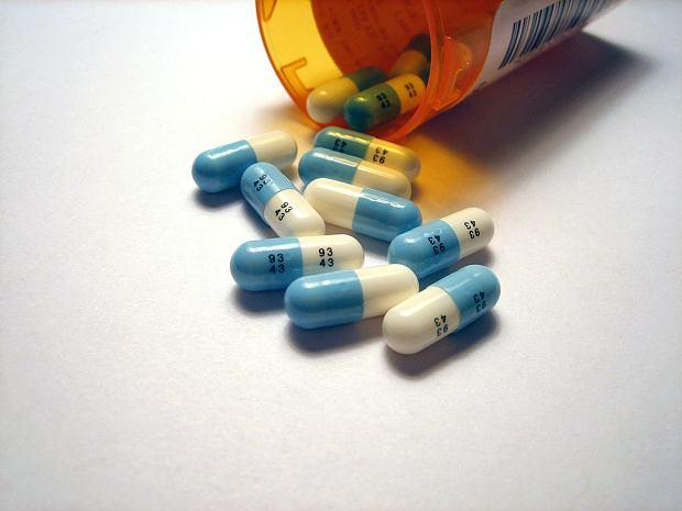 Fluoksetyna to często przepisywany antydepresant