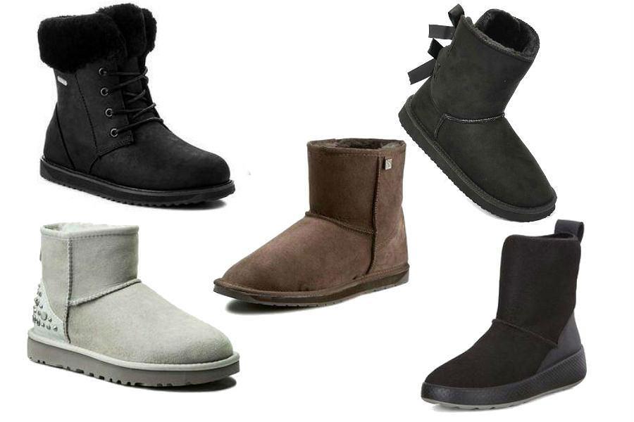 fot. materiały partnera/ ciepłe buty na zimę