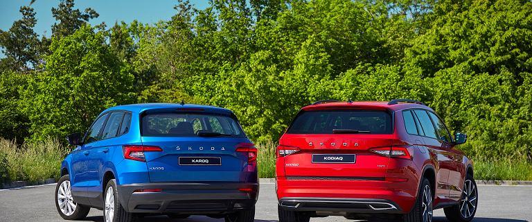 Skoda odświeża swoje SUV-y. Zmiany podnoszą klasę samochodu i zabezpieczają przed kradzieżą