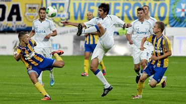 Arka w rundzie jesiennej wygrała z Flotą 3:0