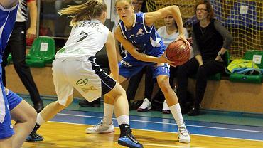 Gorzowskie koszykarki rywalizowały w meczach towarzyskich z MUKS Poznań