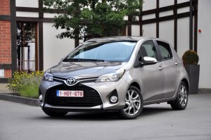 Toyota Yaris 1.33 Prestige