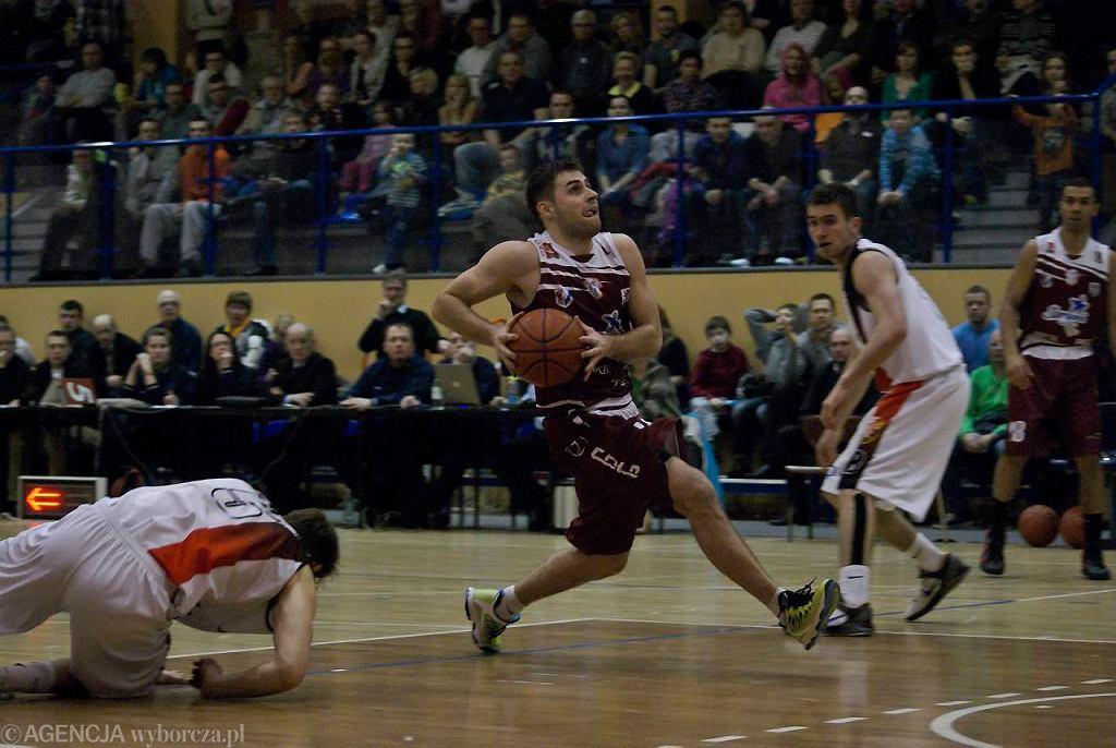 Koszykarze Spójni wygrali po raz drugi w sezonie