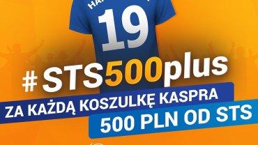 Sponsor Lecha wymieni za darmo koszulkę Kaspra Hamalainena na Dawida Kownackiego i przekaże 500 złotych na domy dziecka