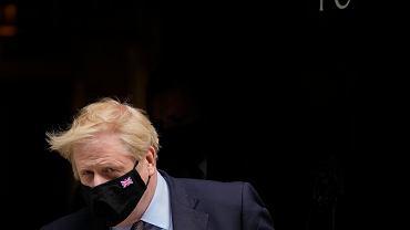Boris Johnson, premier Wielkiej Brytanii.