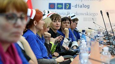 Negocjacje z pielęgniarkami