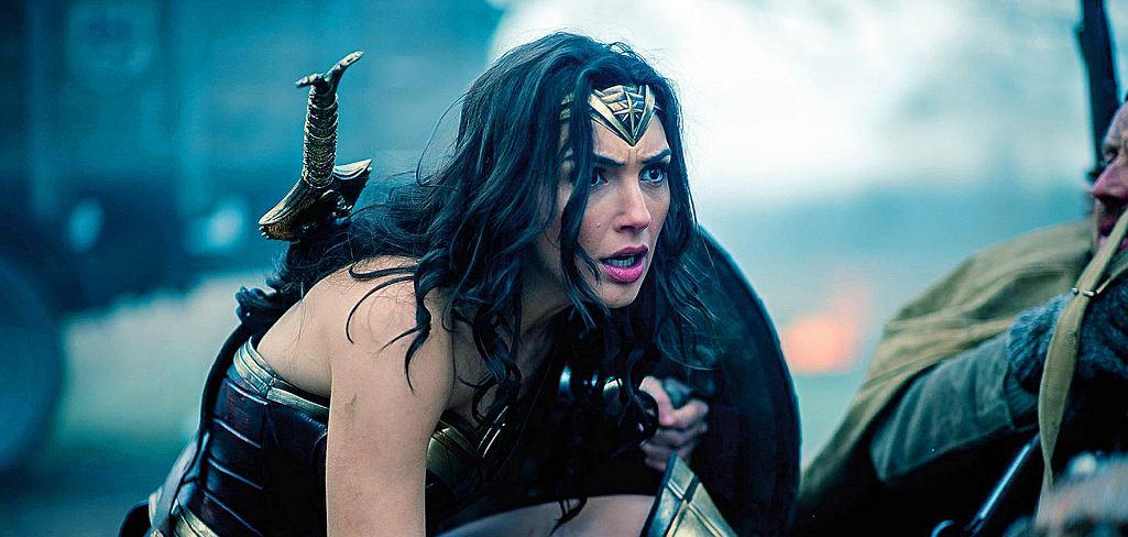 Gal Gadot jako nowa Wonder Woman