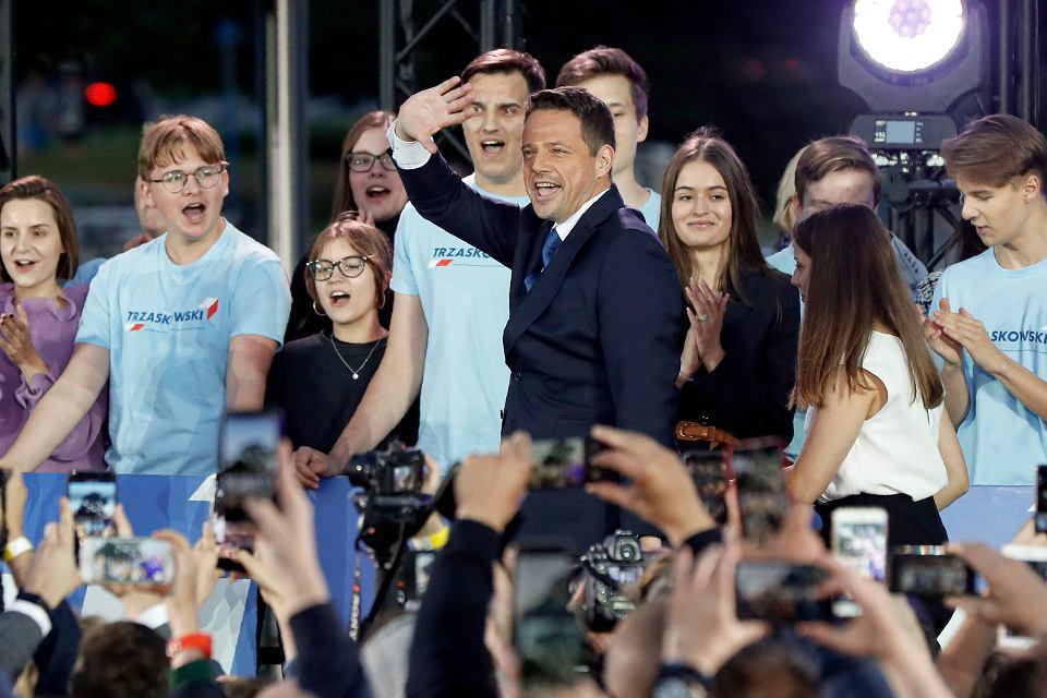Zdjęcie numer 2 w galerii - Wyniki wyborów 2020. Lubuskie dla Trzaskowskiego, kraj dla Dudy