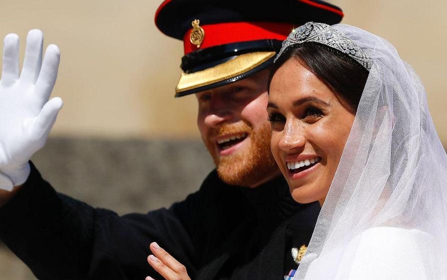 Córka Meghan Markle i księcia Harry'ego nie jest księżniczką. Dlaczego prawnuczka Elżbiety II nie otrzymała tego tytułu? (zdjęcie ilustracyjne)